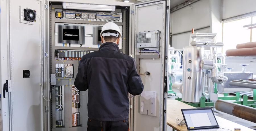 Plataformas de grado industrial Edge Computing